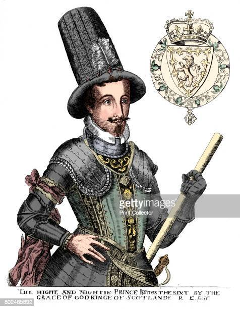 James I King of England Scotland and Ireland James became King of Scotland in 1567 and England in 1603 The son of Mary Queen of Scots James VI of...