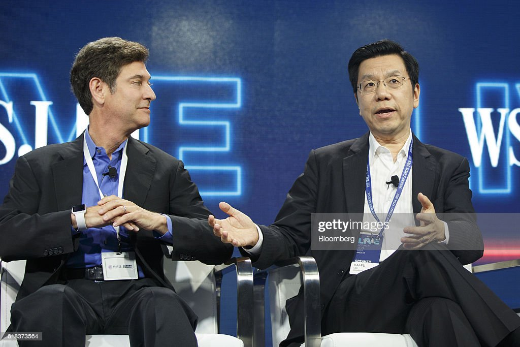 Key Speakers At The WSJDLive Global Technology Conference