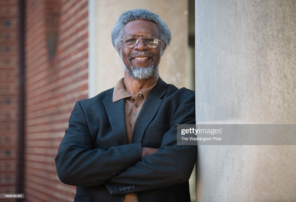 James 'Jim' Gates is a University of Maryland physics professor who was recently awarded a National Science Foundation medal for his work in string theory. He's also a member of the Maryland State board of Education. He is pictured outside the Physics Building at The University of Maryland College Park.