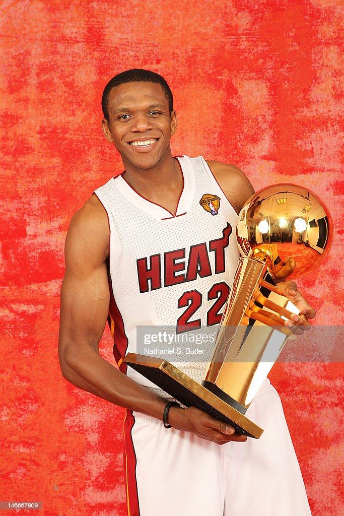 NBA Finals Trophy Portraits
