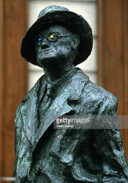 James Joyce statue July 1 in Dublin Ireland Dublin has become a popular tourist destination in recent years