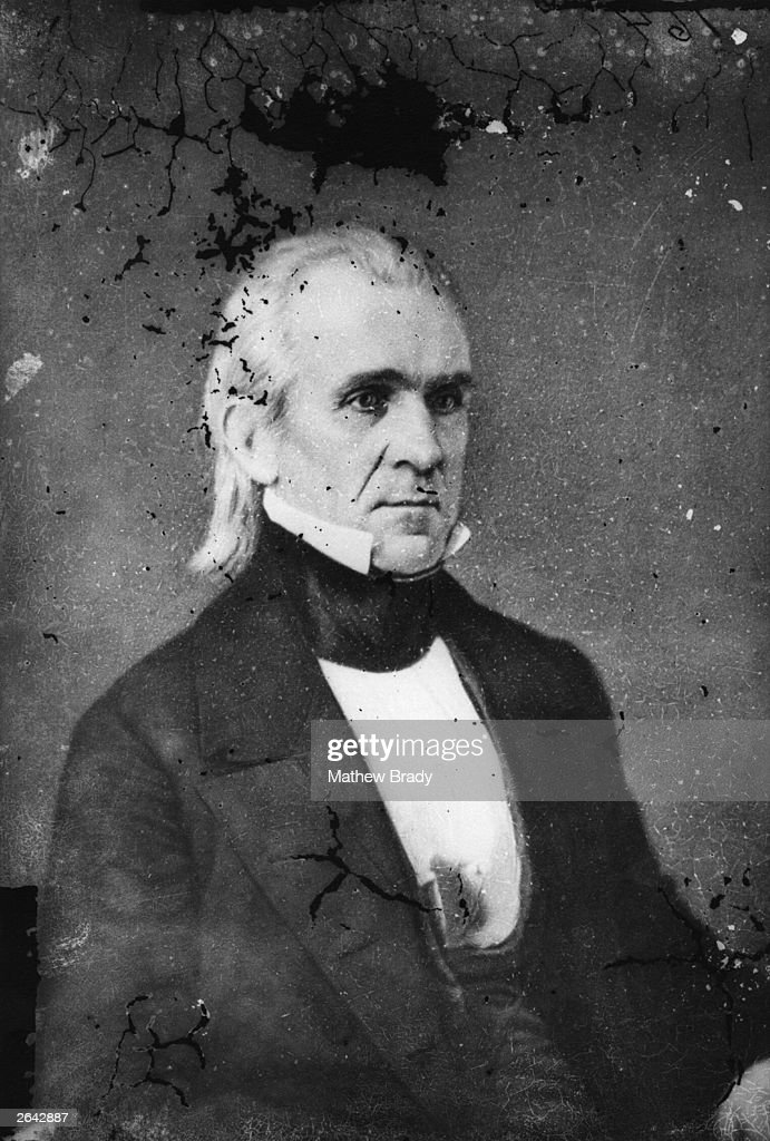 the presidency of james knox polks essay Synopsis james polk was born in 1795 in north carolina, and went on to become the 11th and youngest (at the time) president of the united states.