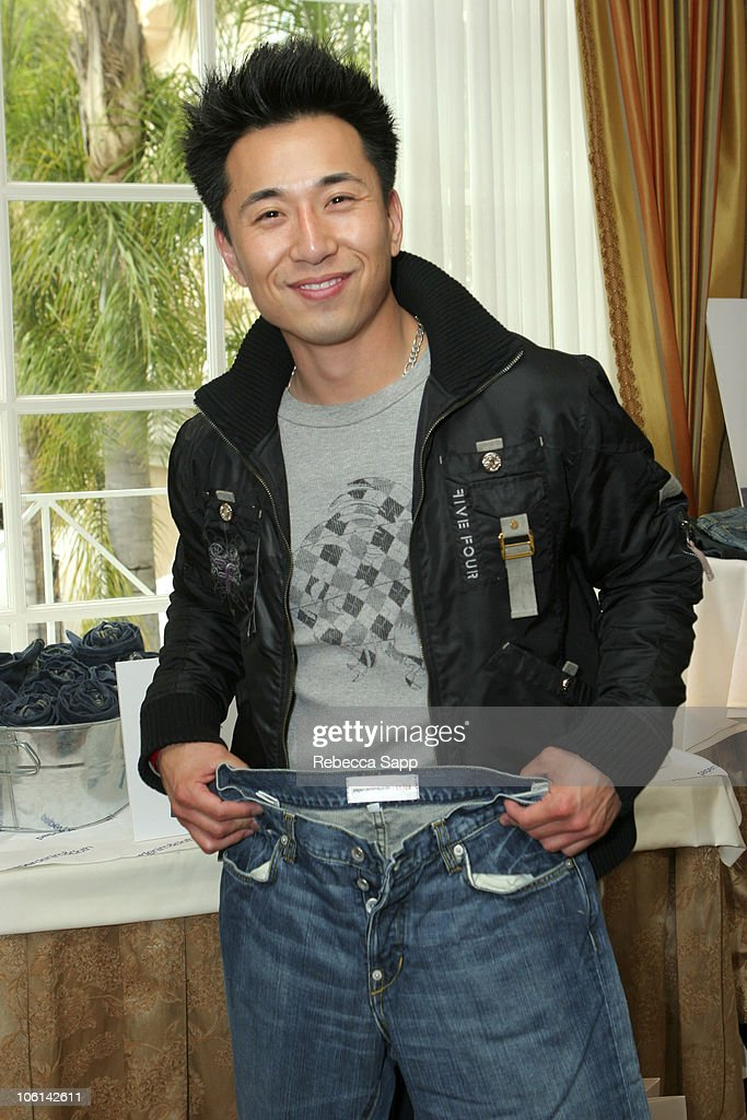 James Kyson Lee at paperdenimcloth during The 2007 Luxury Lounge Presents Marie Claire Fashion Closet Day 4 at Four Seasons in Beverly Hills CA...
