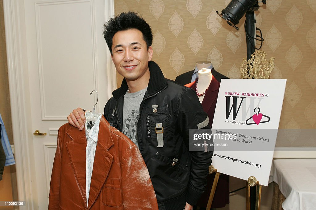 James Kyson Lee at Working Wardrobes during The 2007 Luxury Lounge Presents Marie Claire Fashion Closet Day 4 at Four Seasons in Beverly Hills CA...