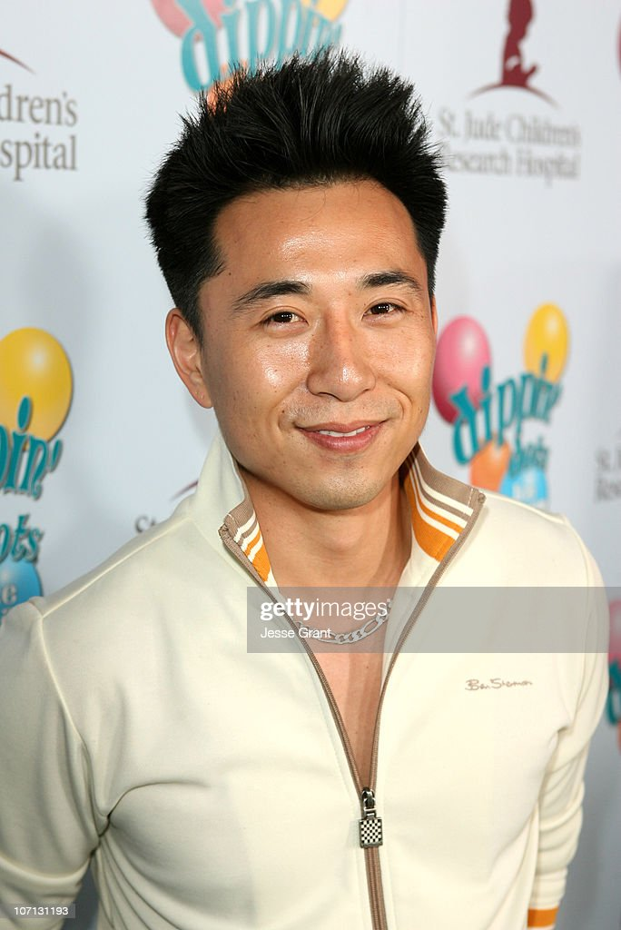 James Kyson Lee during Dippin' Dots Presents Celebrity Grand Slam Paddle Jam to Benefit St Jude Children's Research Hospital Red Carpet at Vanguard...