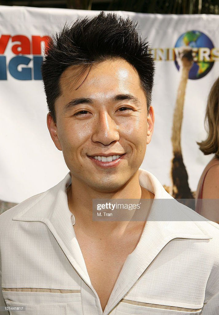 James Kyson Lee during 'Evan Almighty' World Premiere Presented by Universal Pictures at Universal Citywalk in Universal City California United States
