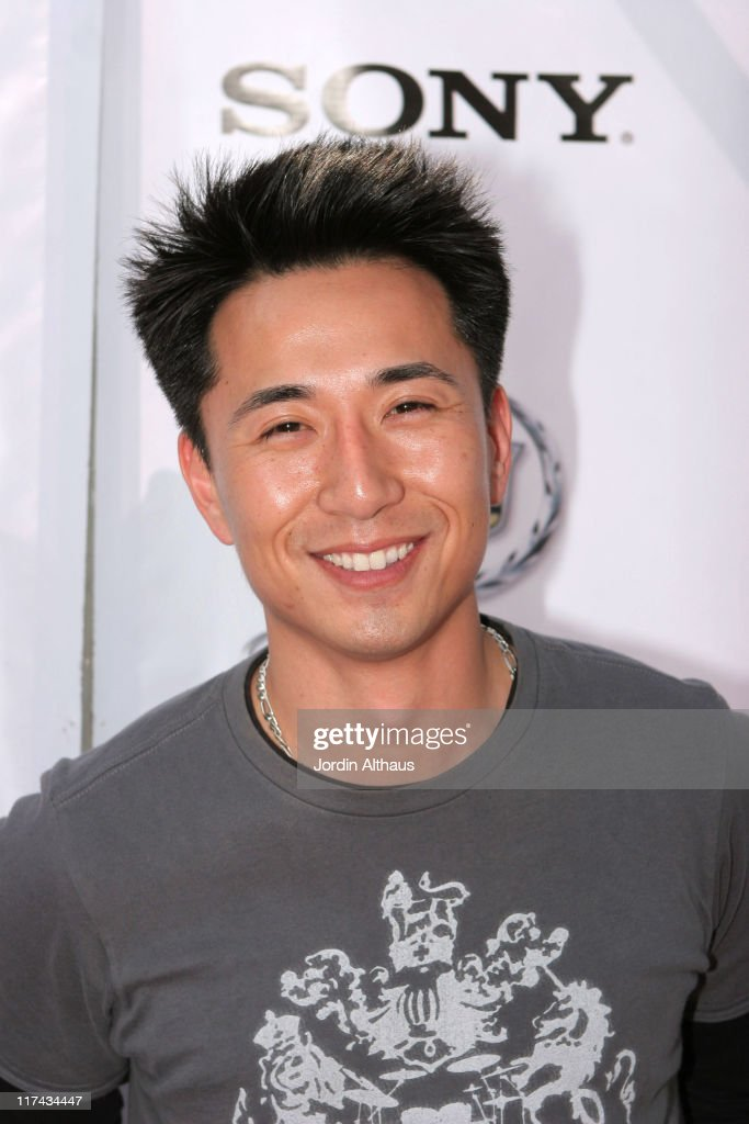James Kyson Lee during Haven House 2007 Oscar Suite Day 3 at Private Residence in Beverly Hills California United States
