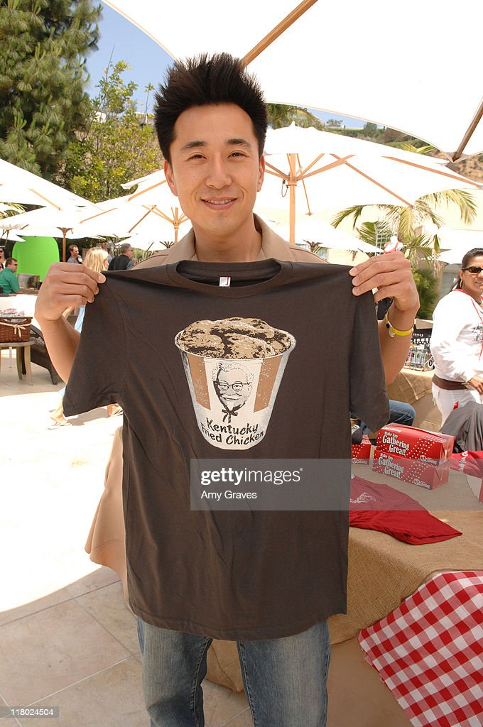 James Kyson Lee during KFC Scholarship Fund at the 2007 Silver Spoon MTV Movie Awards Gifting Suite Day 2 in Los Angeles California United States