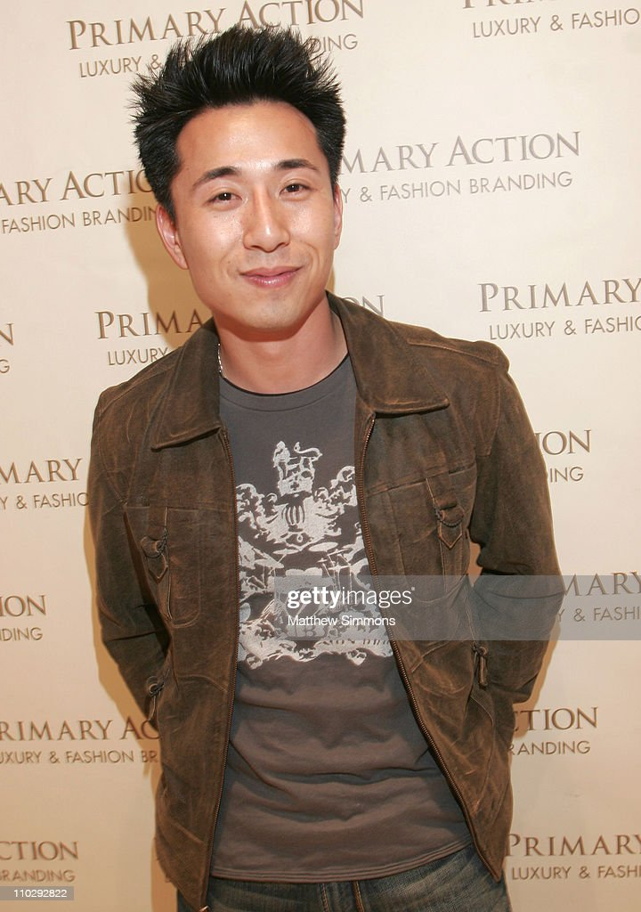 James Kyson Lee during Primary Action's Liberace 2007 Oscar Suite Day 2 at Liberace Penthouse in Beverly Hills California United States