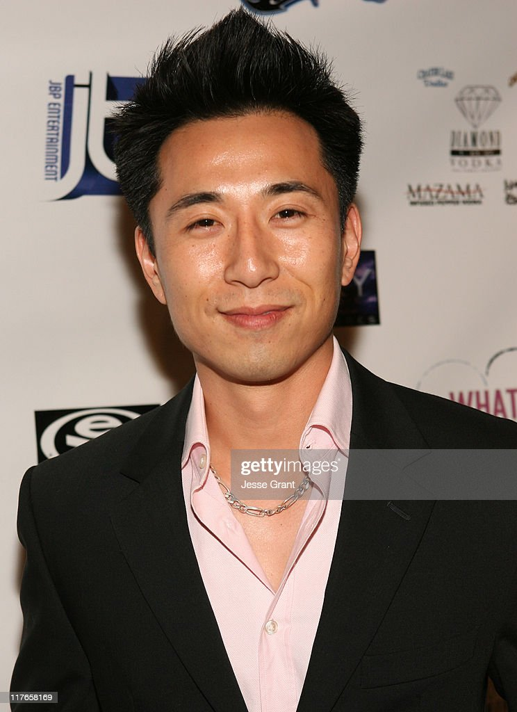 James Kyson Lee during 'What Love Is' Los Angeles Premiere at DGA in West Hollywood California United States