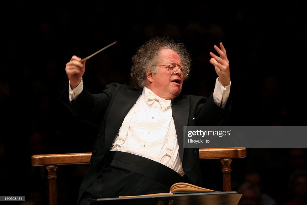 <a gi-track='captionPersonalityLinkClicked' href=/galleries/search?phrase=James+Levine+-+Conductor&family=editorial&specificpeople=220716 ng-click='$event.stopPropagation()'>James Levine</a> leading the Boston Symphony Orchestra at Carnegie Hall on Monday night, February 1, 2010.This image;<a gi-track='captionPersonalityLinkClicked' href=/galleries/search?phrase=James+Levine+-+Conductor&family=editorial&specificpeople=220716 ng-click='$event.stopPropagation()'>James Levine</a> leading the Boston Symphony Orchestra in Ravel's 'Daphnis et Chloe.'