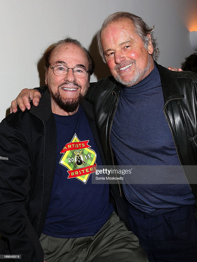 <a gi-track='captionPersonalityLinkClicked' href=/galleries/search?phrase=James+Lipton&family=editorial&specificpeople=240724 ng-click='$event.stopPropagation()'>James Lipton</a> and <a gi-track='captionPersonalityLinkClicked' href=/galleries/search?phrase=Rod+Gilbert&family=editorial&specificpeople=234544 ng-click='$event.stopPropagation()'>Rod Gilbert</a> attend Haley & Jason Binn's Annual DuJour Summer Kick Off Soiree with The Borgata Hotel & Casino at Bridgehampton Tennis and Surf Club on May 26, 2013 in Bridgehampton, New York.