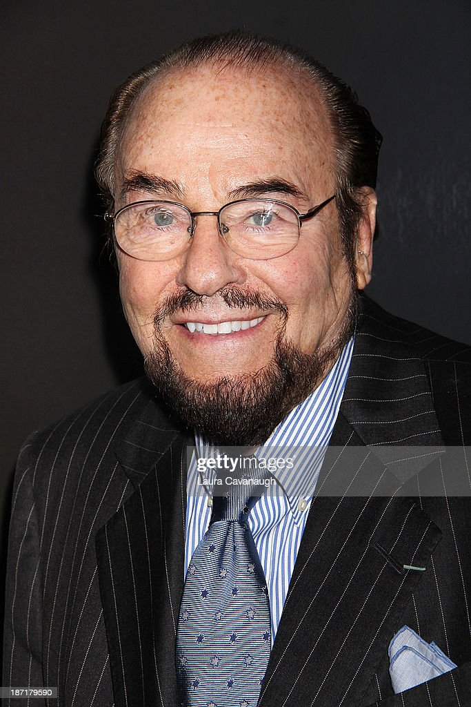 <a gi-track='captionPersonalityLinkClicked' href=/galleries/search?phrase=James+Lipton&family=editorial&specificpeople=240724 ng-click='$event.stopPropagation()'>James Lipton</a> attends the 'Nebraska' screening at Paris Theater on November 6, 2013 in New York City.
