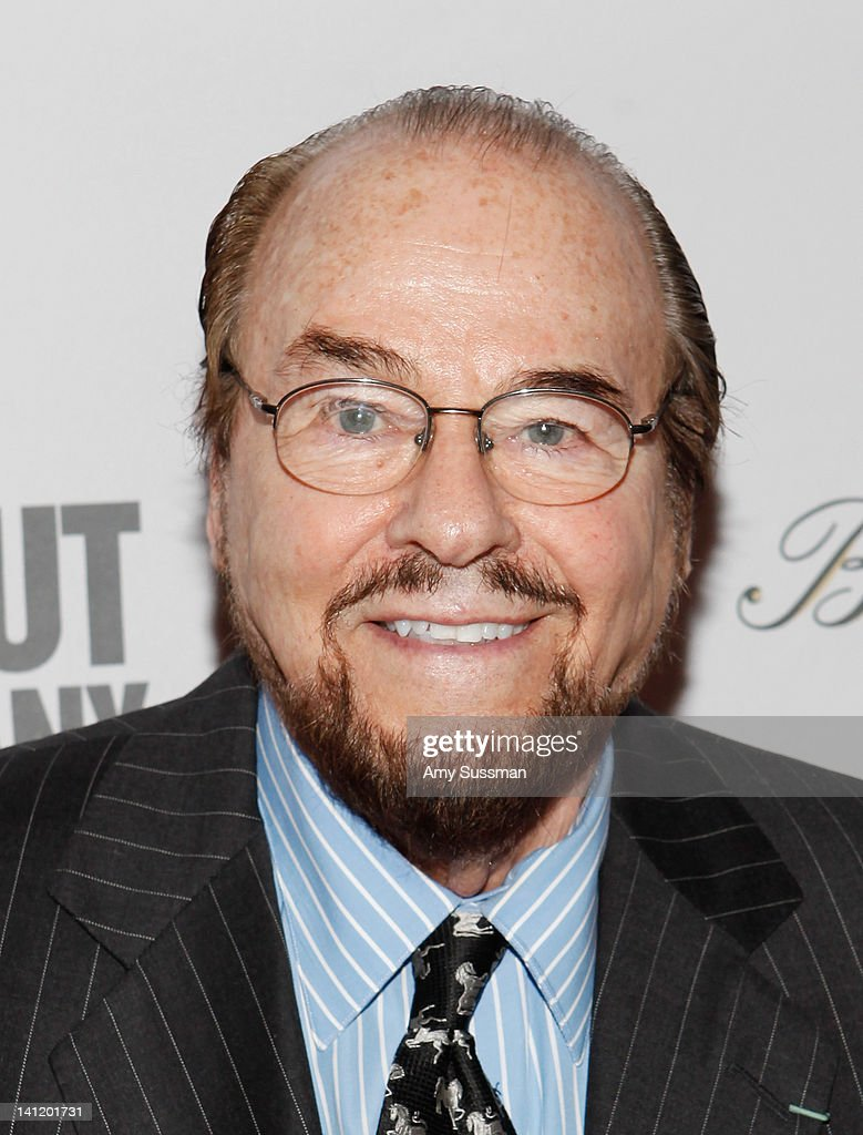 <a gi-track='captionPersonalityLinkClicked' href=/galleries/search?phrase=James+Lipton&family=editorial&specificpeople=240724 ng-click='$event.stopPropagation()'>James Lipton</a> attends The Roundabout Theatre 2012 Spring Gala 'From Screen to Stage' dinner and auction at the Hammerstein Ballroom on March 12, 2012 in New York City.