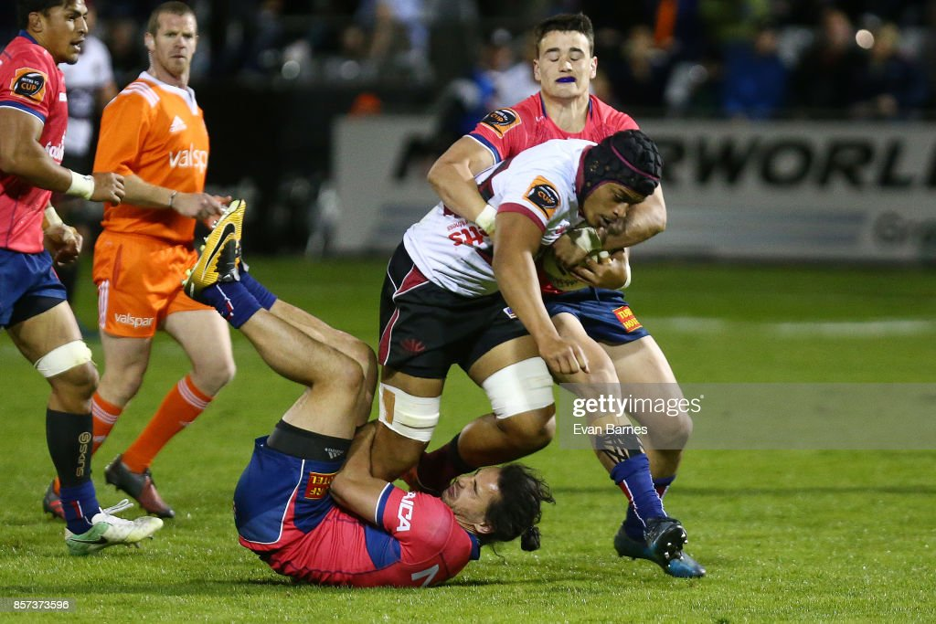 Mitre 10 Cup Rd 8 - Tasman v North Harbour