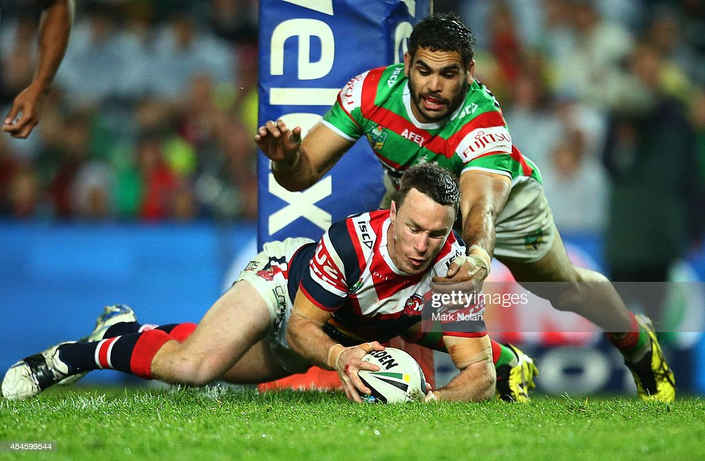 NRL Rd 26 - Roosters v Rabbitohs