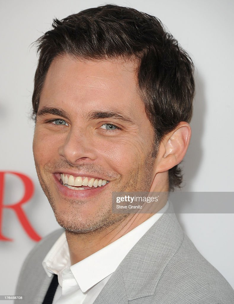 <a gi-track='captionPersonalityLinkClicked' href=/galleries/search?phrase=James+Marsden&family=editorial&specificpeople=206902 ng-click='$event.stopPropagation()'>James Marsden</a> arrives at the 'Lee Daniels' The Butler' - Los Angeles Premiere at Regal Cinemas L.A. Live on August 12, 2013 in Los Angeles, California.