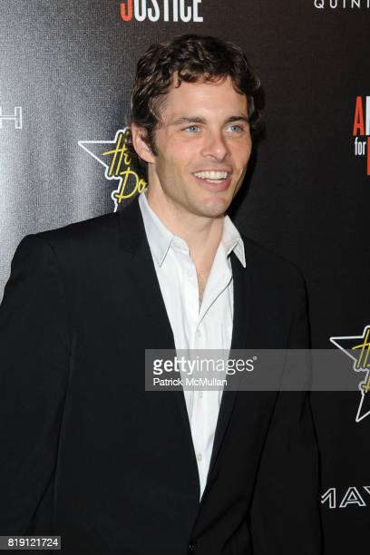 James Marsden attends 3rd Annual PreOscar Hollywood DOMINO Gala Benefiting Artists for Peace and Justice at BAR 210 on March 4 2010 in Beverly Hills...