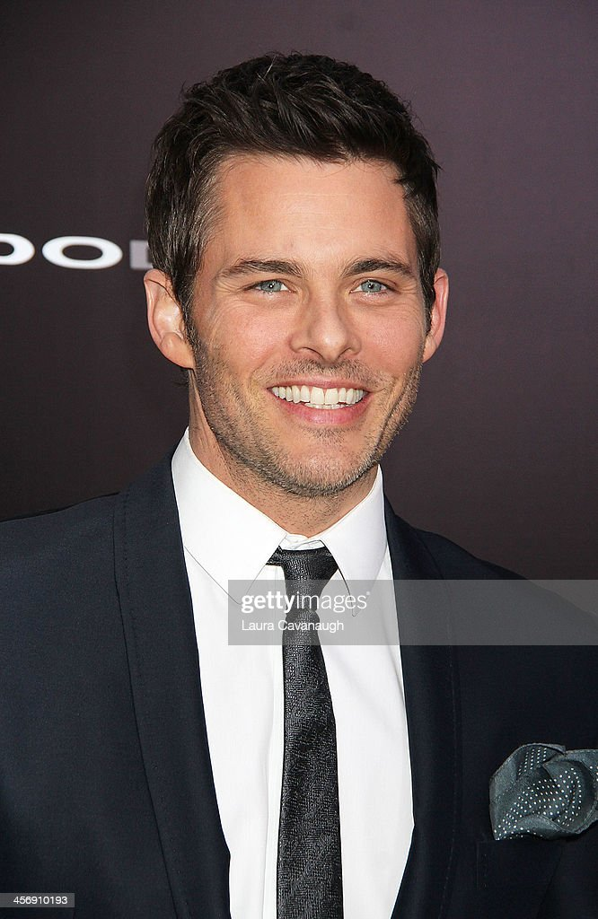 <a gi-track='captionPersonalityLinkClicked' href=/galleries/search?phrase=James+Marsden&family=editorial&specificpeople=206902 ng-click='$event.stopPropagation()'>James Marsden</a> attends the 'Anchorman 2: The Legend Continues' U.S. premiere at Beacon Theatre on December 15, 2013 in New York City.