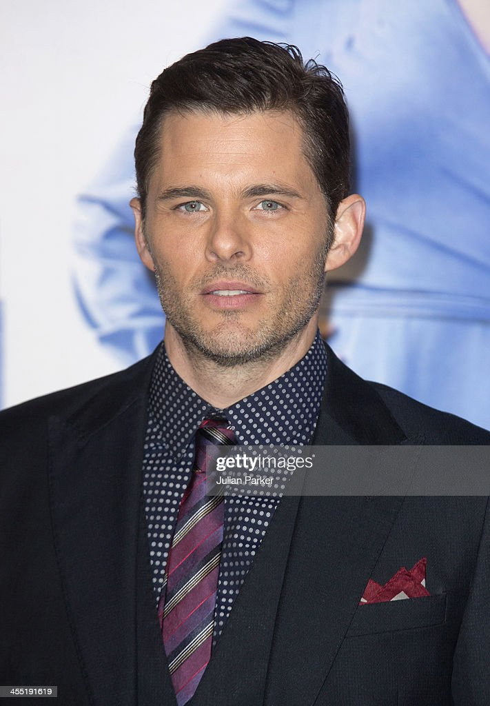 <a gi-track='captionPersonalityLinkClicked' href=/galleries/search?phrase=James+Marsden&family=editorial&specificpeople=206902 ng-click='$event.stopPropagation()'>James Marsden</a> attends the UK premiere of 'Anchorman 2: The Legend Continues' at Vue West End on December 11, 2013 in London, England.