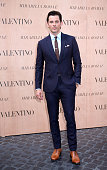 James Marsden attends the Valentinos 'Mirabilia Romae' haute couture collection fall/winter 2015 2016 at Piazza Mignanelli on July 9 2015 in Rome...