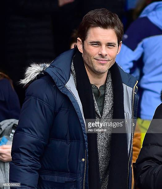 James Marsden is seen on January 23 2015 in Park City Utah