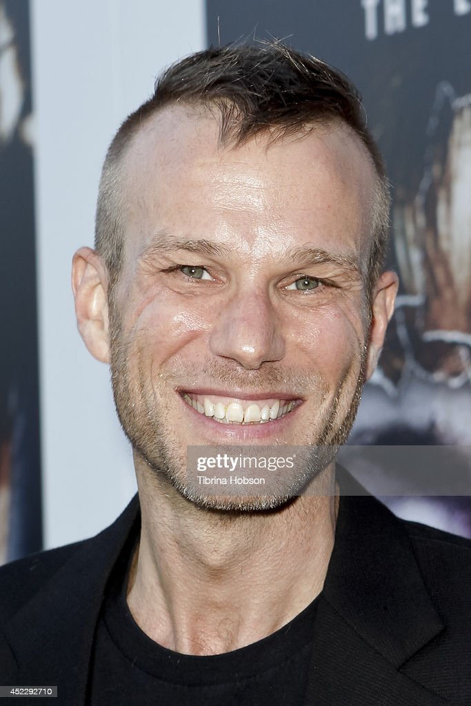 James Marshall attends the 'Twin Peaks' Blu-Ray/DVD release party and screening at the Vista Theatre on July 16, 2014 in Los Angeles, California.
