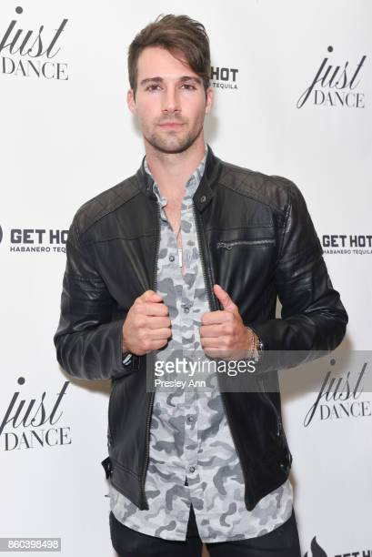 James Maslow attends grand opening event for JustDance LA at Just Dance Los Angeles on October 11 2017 in Studio City California