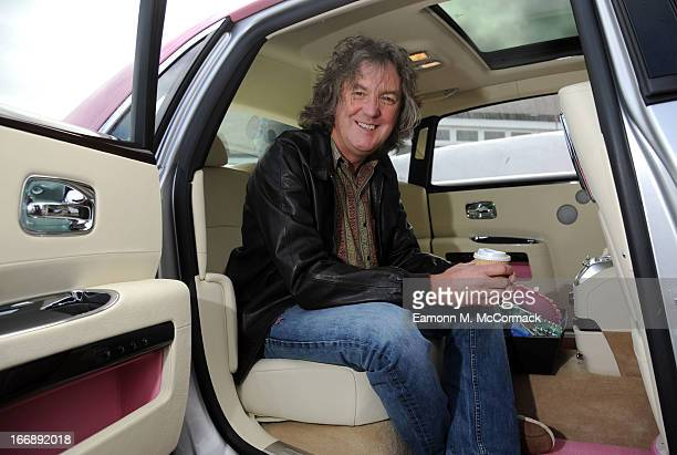 James May launches FAB1 Million by driving from Land's End to John O'Groats on April 18 2013 in Land's End England FAB1 Million aims to raise one...