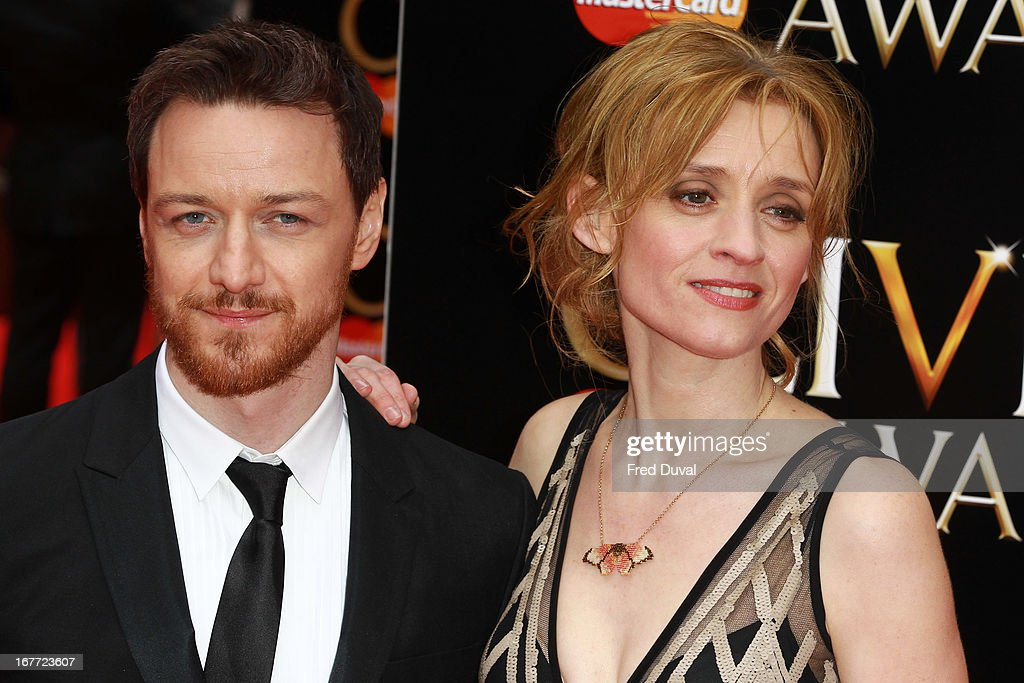 <a gi-track='captionPersonalityLinkClicked' href=/galleries/search?phrase=James+McAvoy&family=editorial&specificpeople=647005 ng-click='$event.stopPropagation()'>James McAvoy</a> and <a gi-track='captionPersonalityLinkClicked' href=/galleries/search?phrase=Anne-Marie+Duff&family=editorial&specificpeople=645878 ng-click='$event.stopPropagation()'>Anne-Marie Duff</a> attend The Laurence Olivier Awards at The Royal Opera House on April 28, 2013 in London, England.