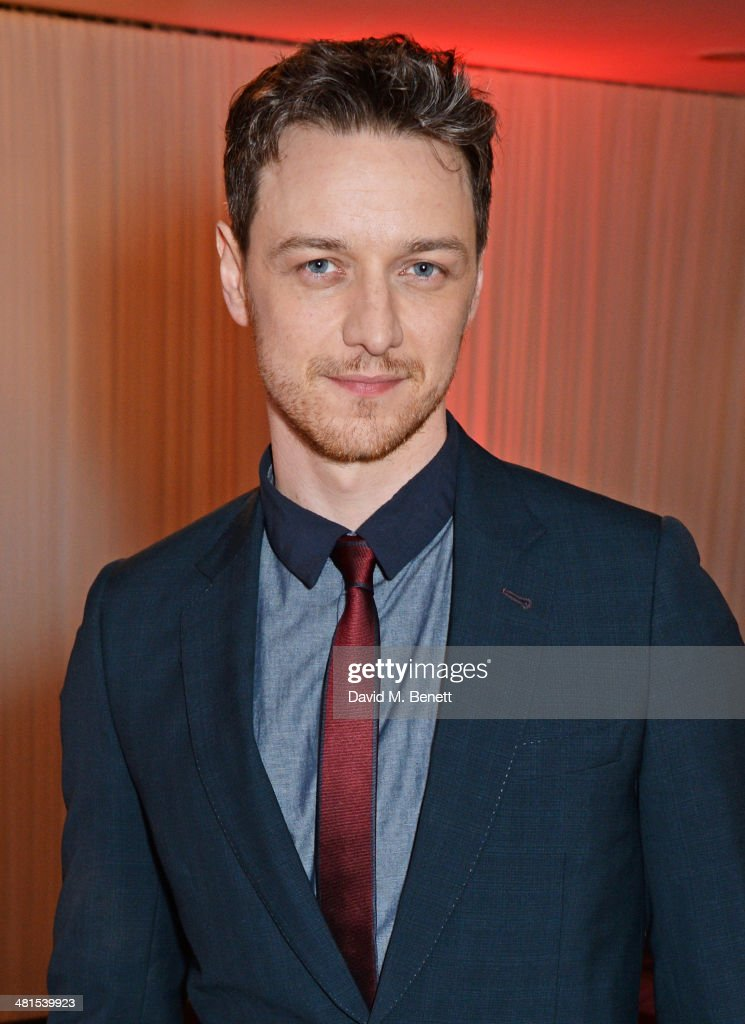 <a gi-track='captionPersonalityLinkClicked' href=/galleries/search?phrase=James+McAvoy&family=editorial&specificpeople=647005 ng-click='$event.stopPropagation()'>James McAvoy</a> arrives at the Jameson Empire Awards 2014 at The Grosvenor House Hotel on March 30, 2014 in London, England.