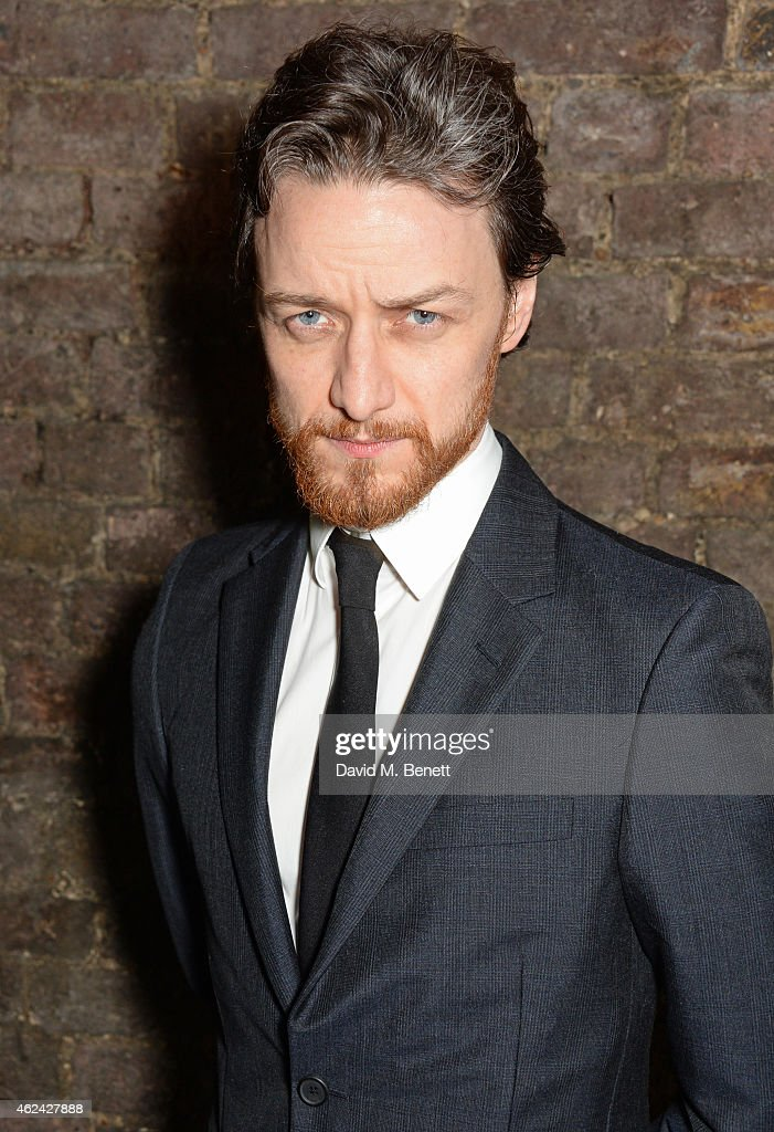 <a gi-track='captionPersonalityLinkClicked' href=/galleries/search?phrase=James+McAvoy&family=editorial&specificpeople=647005 ng-click='$event.stopPropagation()'>James McAvoy</a> attends an after party following the Gala Performance of 'The Ruling Class' at The Bankside Vaults on January 28, 2015 in London, England.