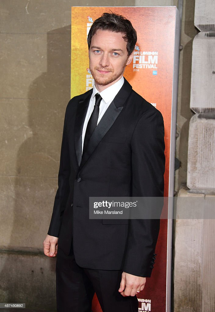 <a gi-track='captionPersonalityLinkClicked' href=/galleries/search?phrase=James+McAvoy&family=editorial&specificpeople=647005 ng-click='$event.stopPropagation()'>James McAvoy</a> attends the 58th BFI London Film Festival Awards at on October 18, 2014 in London, England.