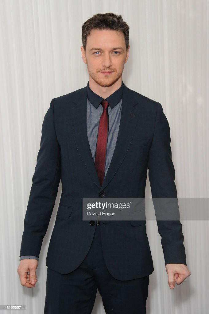 James McAvoy attends the Jameson Empire Film Awards 2014 at The Grosvenor House Hotel on March 30, 2014 in London, England.