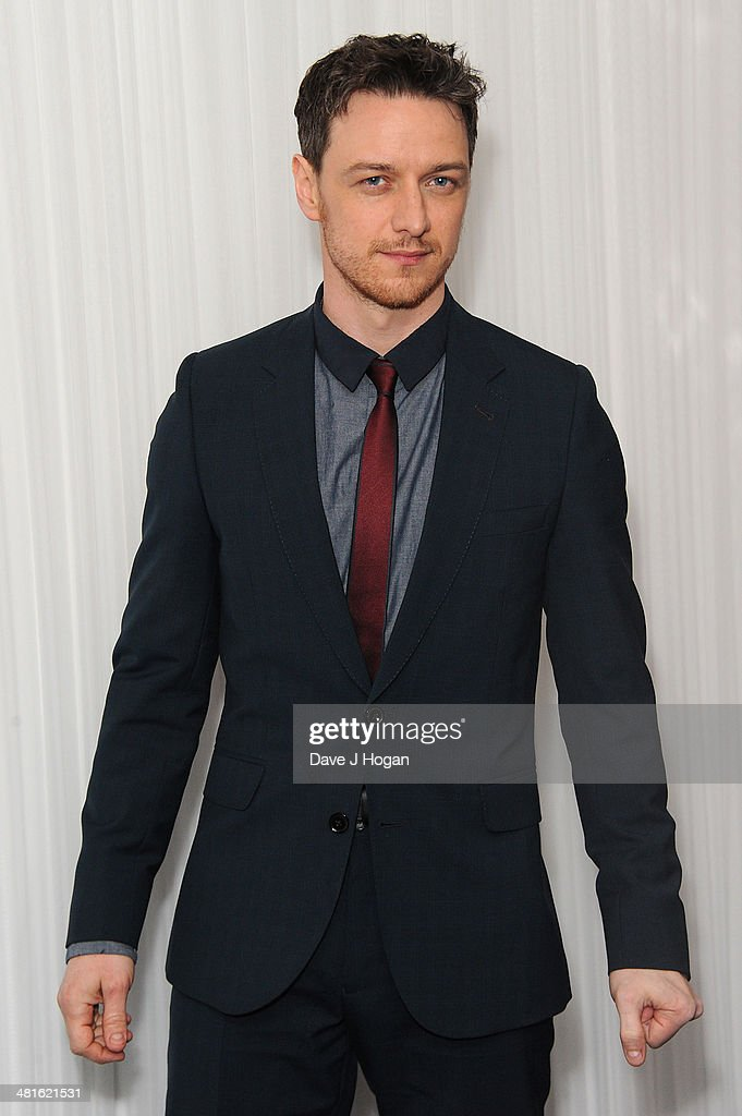 <a gi-track='captionPersonalityLinkClicked' href=/galleries/search?phrase=James+McAvoy&family=editorial&specificpeople=647005 ng-click='$event.stopPropagation()'>James McAvoy</a> attends the Jameson Empire Film Awards 2014 at The Grosvenor House Hotel on March 30, 2014 in London, England.