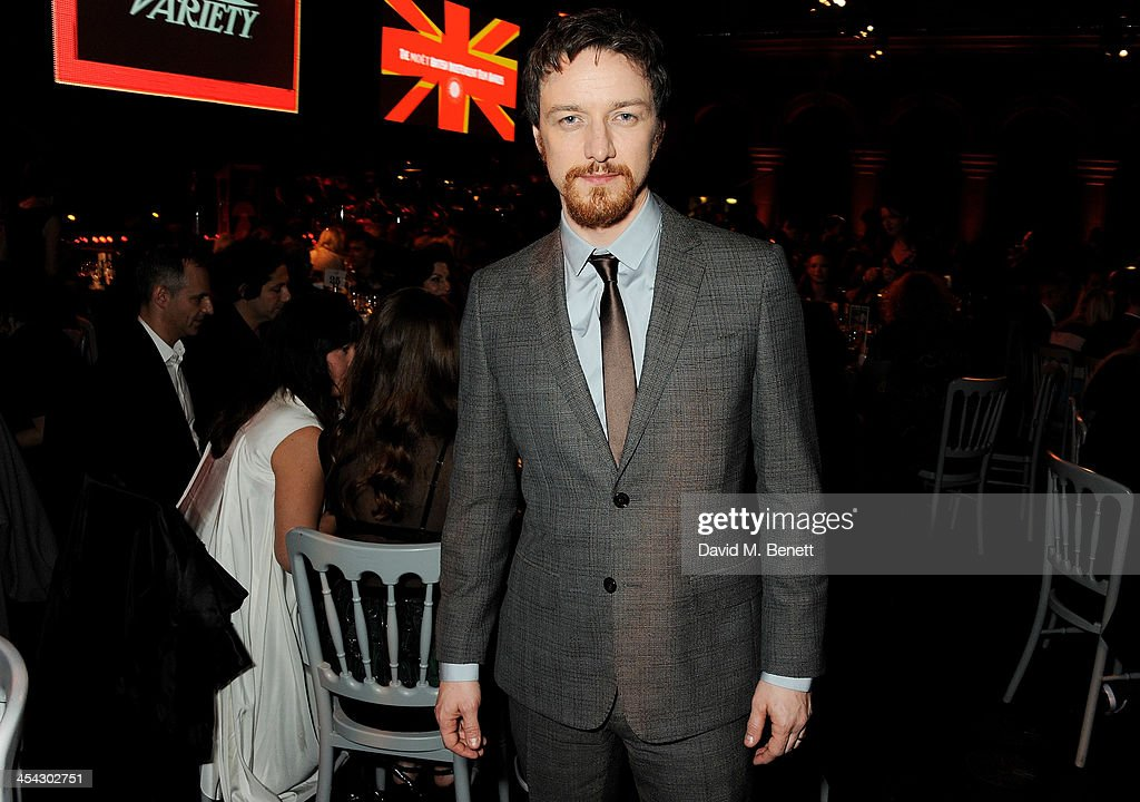 <a gi-track='captionPersonalityLinkClicked' href=/galleries/search?phrase=James+McAvoy&family=editorial&specificpeople=647005 ng-click='$event.stopPropagation()'>James McAvoy</a> attends the Moet Reception at the Moet British Independent Film Awards 2013 at Old Billingsgate Market on December 8, 2013 in London, England.