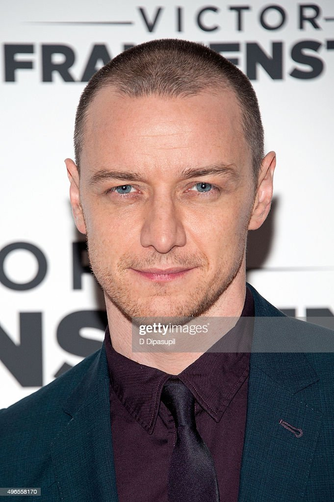 <a gi-track='captionPersonalityLinkClicked' href=/galleries/search?phrase=James+McAvoy&family=editorial&specificpeople=647005 ng-click='$event.stopPropagation()'>James McAvoy</a> attends the 'Victor Frankenstein ' New York premiere at Chelsea Bow Tie Cinemas on November 10, 2015 in New York City.