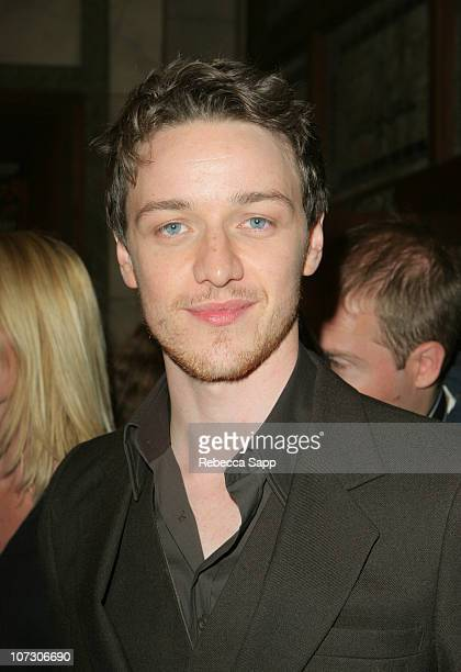 James McAvoy during 31st Annual Toronto International Film Festival 'The Last King of Scotland' Screening at Visa Screening Room in Toronto Ontario...