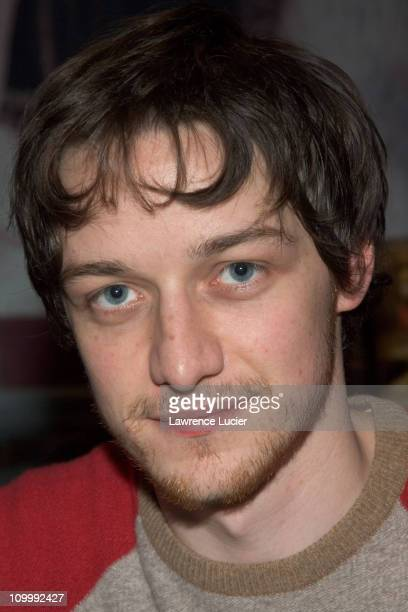 James McAvoy during Cast Signing for The Chronicles of Narnia The Lion the Witch and the Wardrobe at Barnes Noble in New York City November 17 2005...