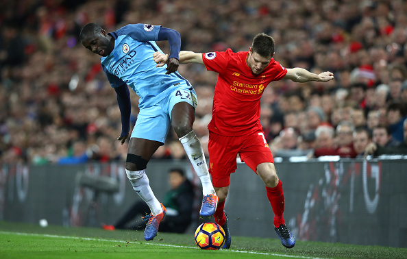 Man City vs Liverpool LIVE score and goal updates as ...