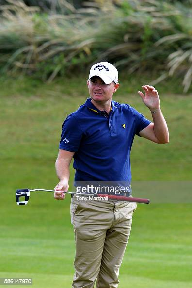 Aberdeen Asset Management Paul Lawrie Matchplay - Day Two : News Photo