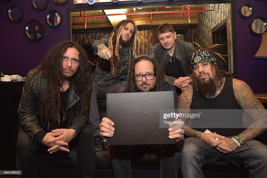 Korn 20th Anniversary Tour - New York, New York