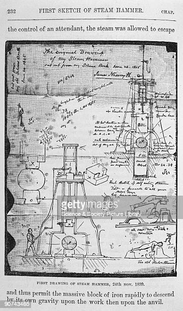 James Nasmyth was an engineer and inventor who is best known for his steam hammer which he patented in 1842 This took the human effort out of the...