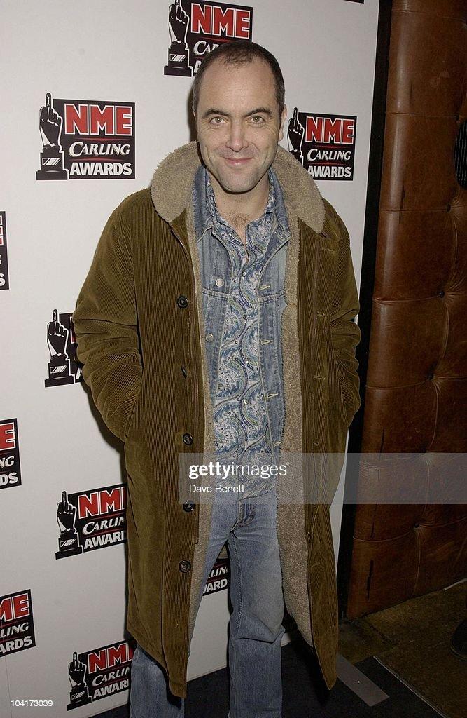 James Nesbit, Nme Carling Awards 2003, At Po Na Na, Hammersmith, London