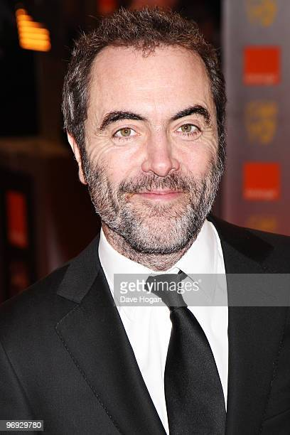 James Nesbitt arrives at the Orange British Academy Film Awards held at The Royal Opera House on February 21 2010 in London England