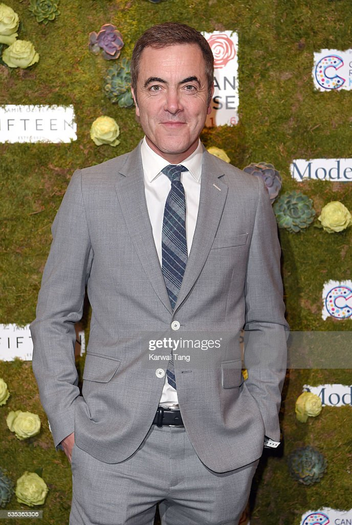 <a gi-track='captionPersonalityLinkClicked' href=/galleries/search?phrase=James+Nesbitt&family=editorial&specificpeople=211175 ng-click='$event.stopPropagation()'>James Nesbitt</a> arrives for The Horan And Rose event at The Grove on May 29, 2016 in Watford, England.