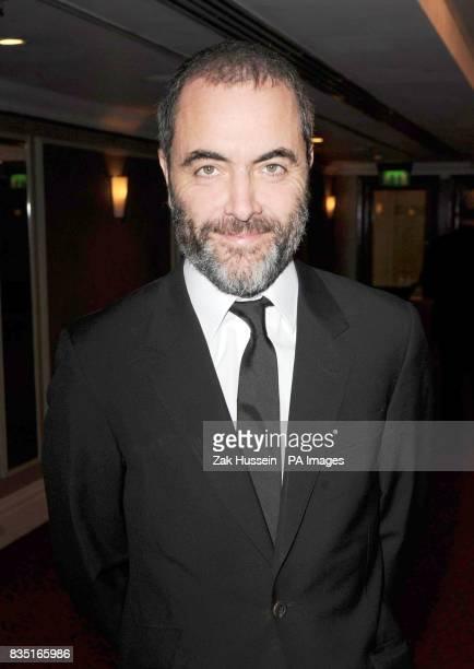 James Nesbitt arrives for the Laurence Olivier Awards at the Grosvenor Hotel in central London
