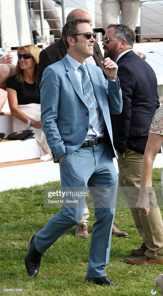 <a gi-track='captionPersonalityLinkClicked' href=/galleries/search?phrase=James+Nesbitt&family=editorial&specificpeople=211175 ng-click='$event.stopPropagation()'>James Nesbitt</a> attends day one of the Audi Polo Challenge at Coworth Park on May 28, 2016 in London, England.