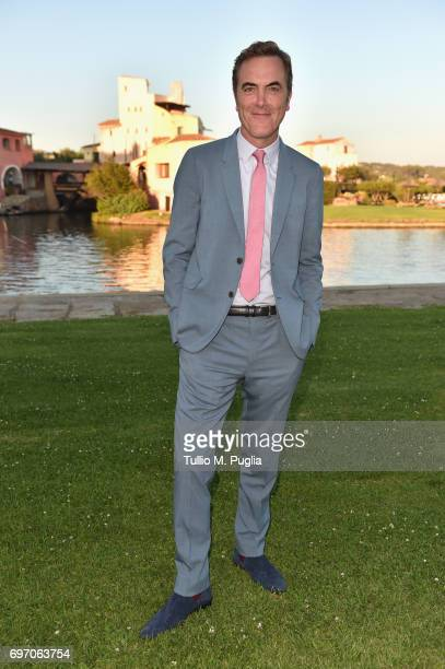 James Nesbitt attends The Costa Smeralda Invitational Gala Dinner at Cala di Volpe Hotel Costa Smeralda on June 17 2017 in Olbia Italy