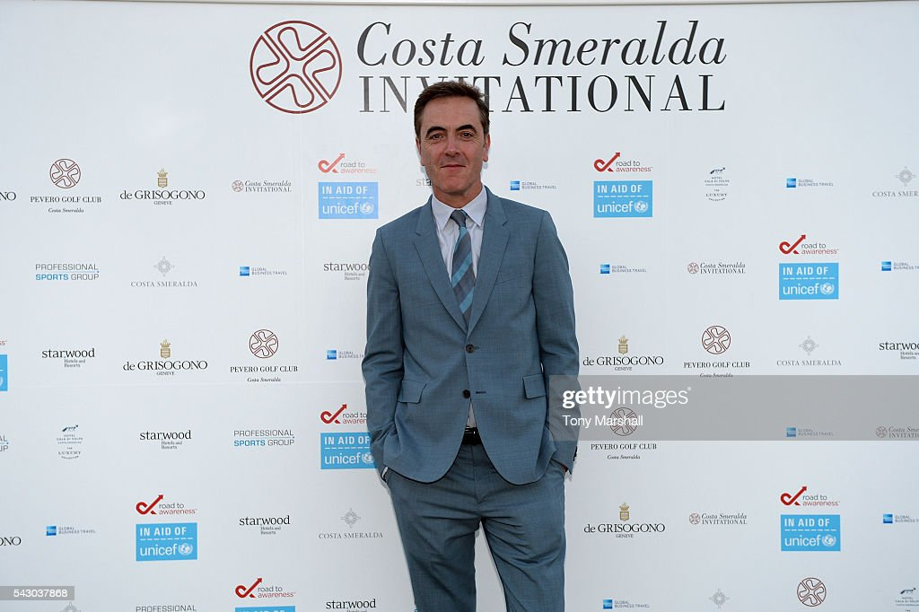 <a gi-track='captionPersonalityLinkClicked' href=/galleries/search?phrase=James+Nesbitt&family=editorial&specificpeople=211175 ng-click='$event.stopPropagation()'>James Nesbitt</a> attends the Gala Dinner during The Costa Smeralda Invitational golf tournament at Pevero Golf Club - Costa Smeralda on June 25, 2016 in Olbia, Italy.